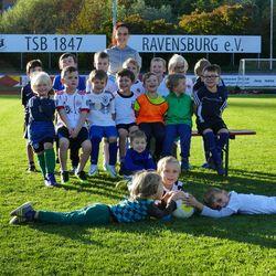 Junioren im TSB Ravensburg