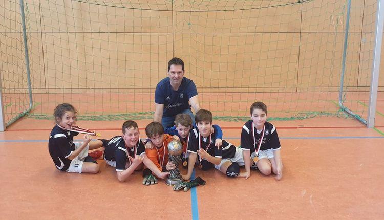 Erfolgreiche Hallenrunde für Fußballer vom TSB Ravensburg