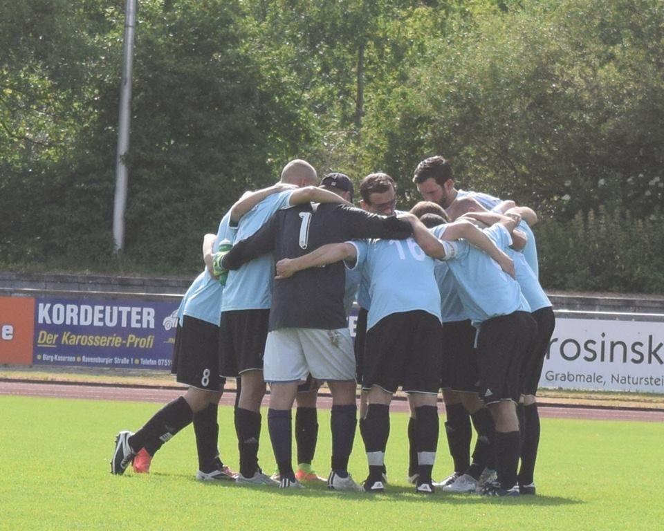 Aktive Mannschaften im TSB Ravensburg